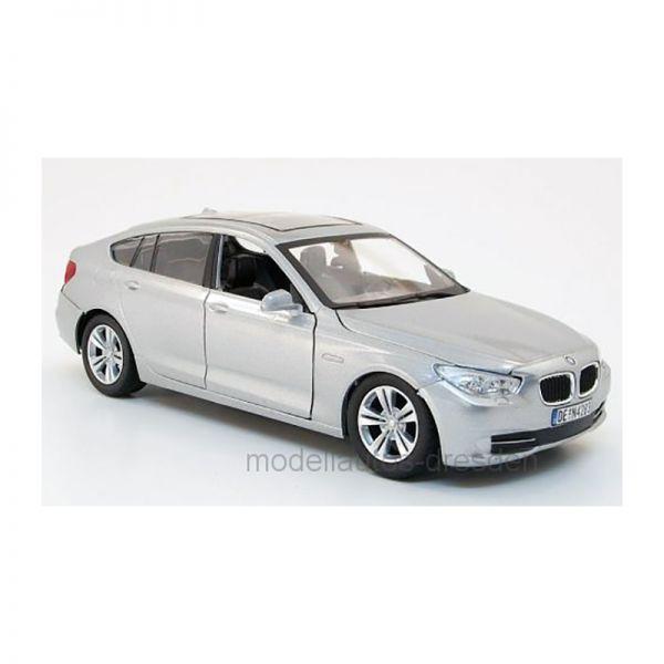 Motormax 73352 BMW 5er Gran Turismo (F07) silber Maßstab 1:24