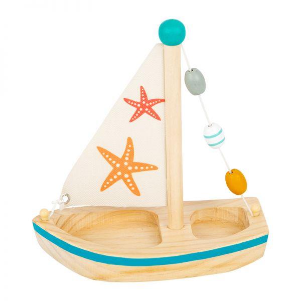 """Legler 11658 Segelboot """"Seestern"""" Wasserspielzeug"""
