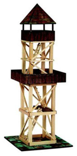 "Walachia W4 ""Aussichtsturm"" Modellbaukasten 1:32 Holz"