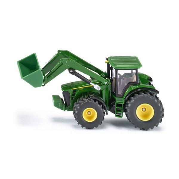 Siku 1982 John Deere Traktor mit Frontlader Maßstab 1:50