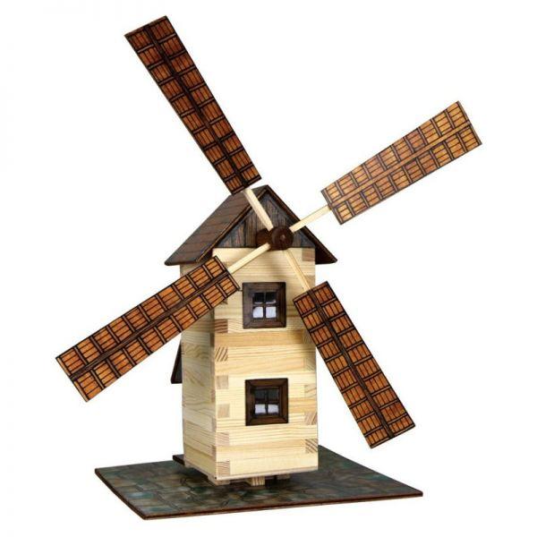 "Walachia W15 ""Windmühle"" Modellbaukasten 1:32 Holz"