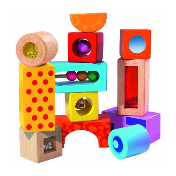 Eichhorn 2240 Klangbausteine Color Holz