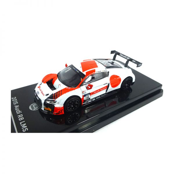 Para64 55262 Audi R8 LMS #66 weiss/rot Suzuka 2018 Maßstab 1:64