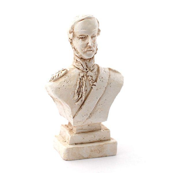 """Dolls House 5921 Skulptur """"Prinz Albert"""" 1:12 für Puppenhaus"""