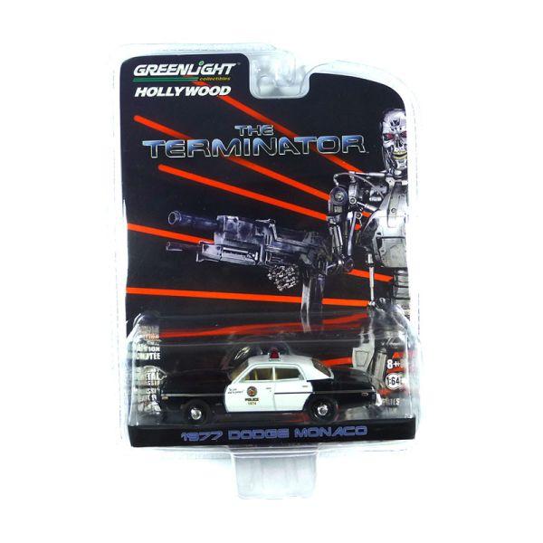 "Greenlight 44790 Dodge Monaco ""Police"" 1977 - Hollywood Series Maßstab 1:64"