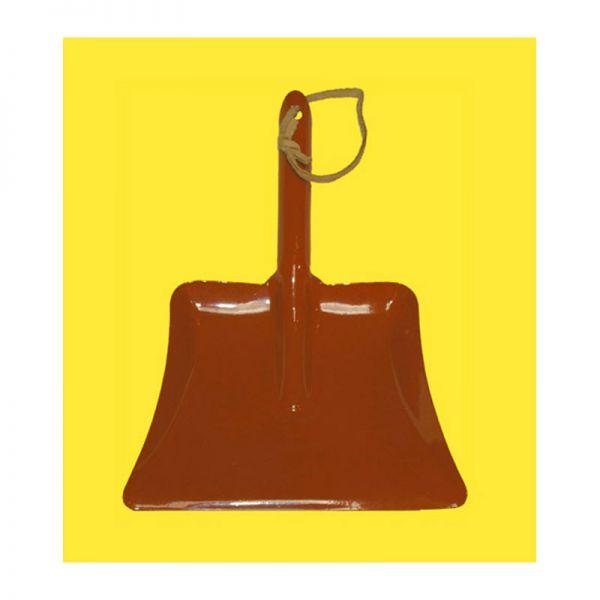 Egermann 2222 Kinderschaufel Kehrschaufel rot 24x17 cm