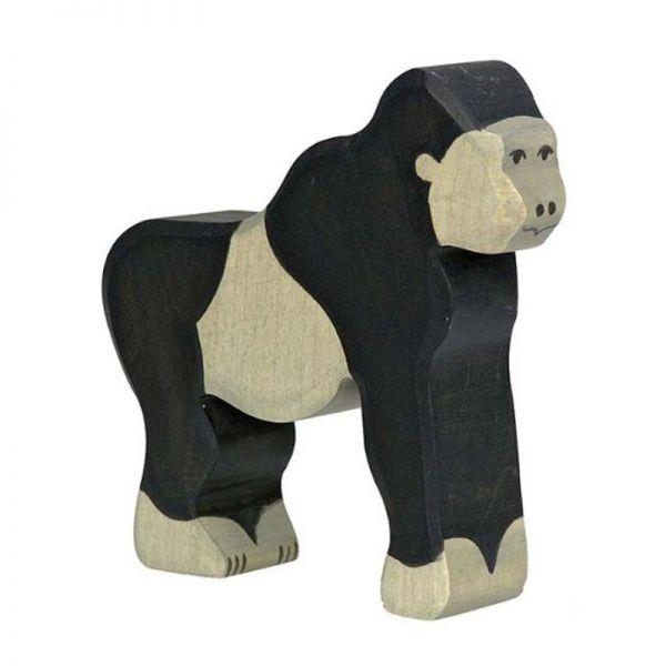 Holztiger 80168 Gorilla, groß (ehemals 3250) Holztier