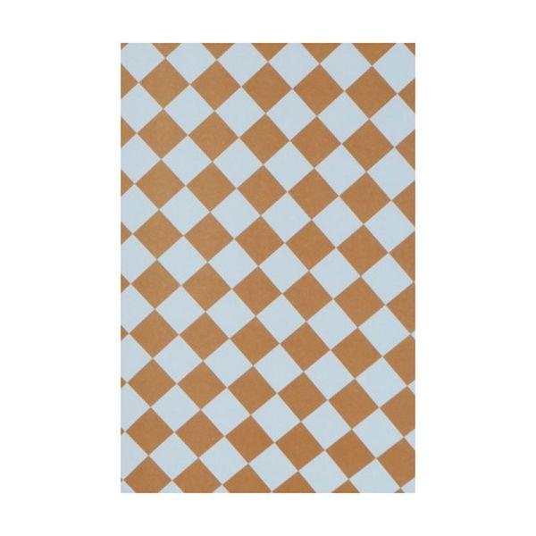 Dolls House 5879 Holz-Block Glanz-Parkett Papier 43x60cm für Puppenhaus NEU #