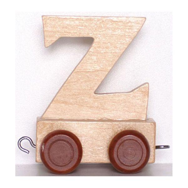"Legler 7485 Buchstabenzug ""Z"" Geburtstagszug Holz"