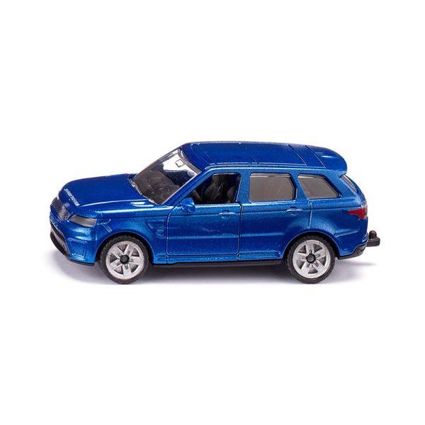 Siku 1521 Range Rover metallic blau (Blister) Modellauto
