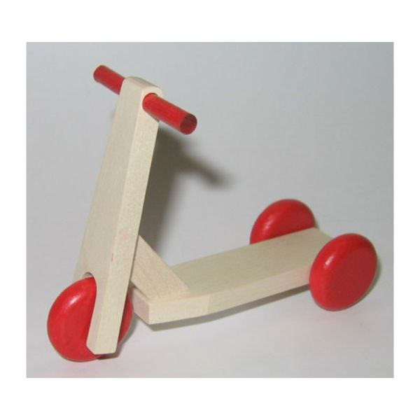 Rülke 22004 Roller Aus Holz 112 Für Puppenhaus Kinderzimmer