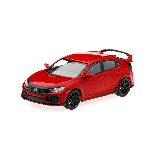 TSM-Models 12 Honda Civic Type R rot - Mini GT Serie Maßstab 1:64