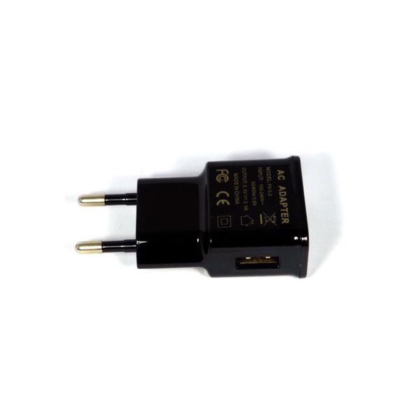 Creal 22940 USB-Adapterstecker schwarz für Puppenhaus