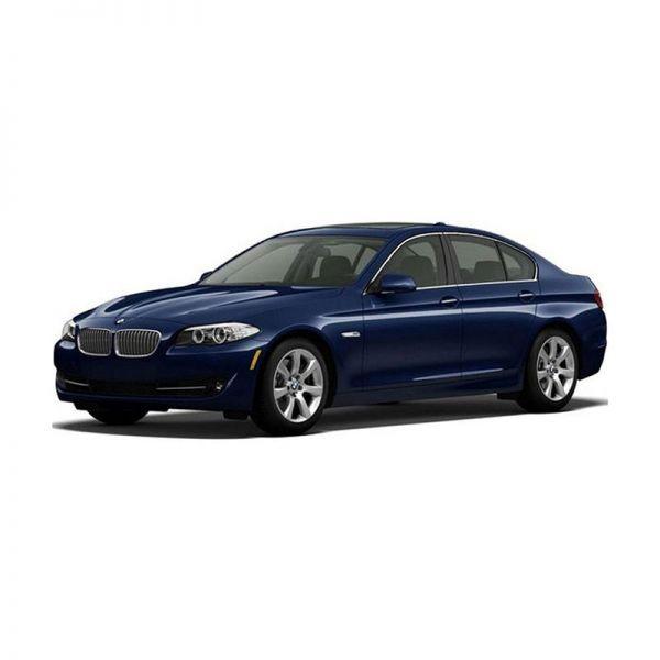 Welly 24026 BMW 535i dunkelblau metallic Maßstab 1:24 Modellauto