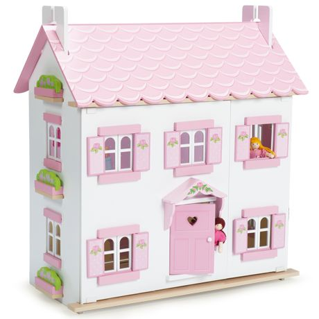 Le Toy Van H104 Sophie´s House englisches Puppenhaus Maßstab 1:12
