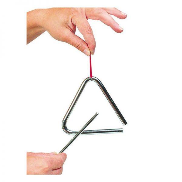 goki UC004 Triangel Metall Seiten ca. 11 cm lang
