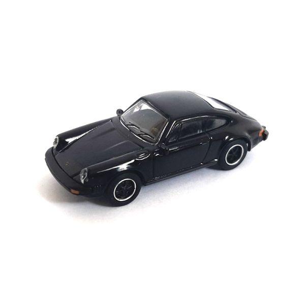 Schuco 452656300 Porsche 911 Carrera 3.2 Coupe schwarz Maßstab 1:87