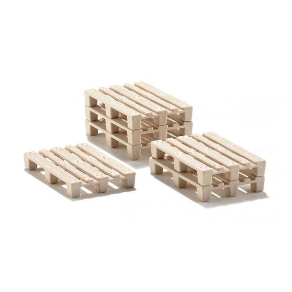 Siku 7015 Paletten 50 Stück verpackt im Polybeutel
