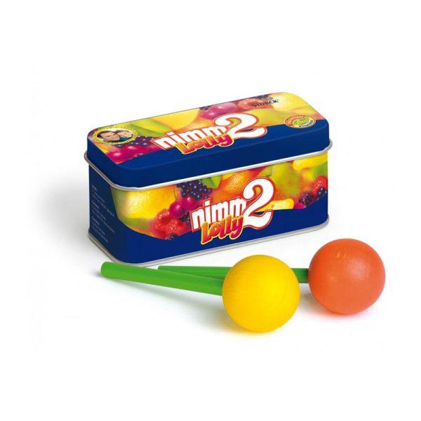 Erzi 14371 nimm2 Lollies in der Dose für Kaufladen und Kinderküche
