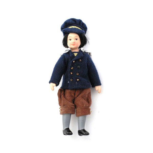 """Dolls House 7433 Puppe """"Earl"""" 1:12 für Puppenhaus"""