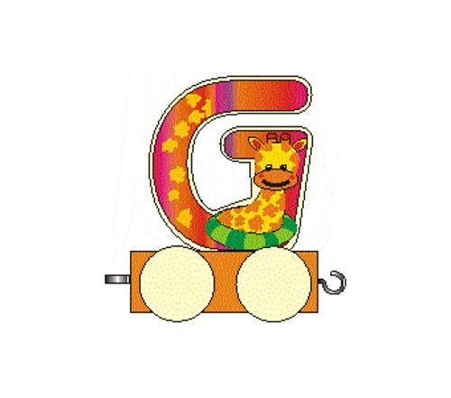 "Hess 45 Buchstabenzug ""G"" Geburtstagszug"