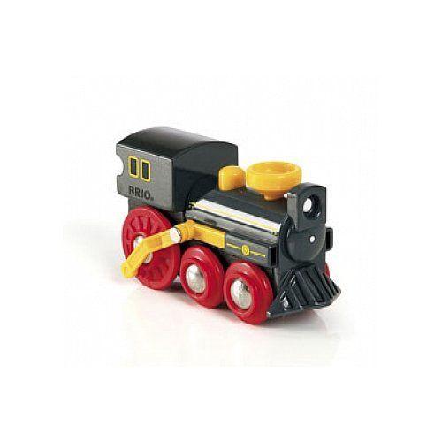 Brio 33617 Holzlok Westernlok (neues Modell) für die Holzschienenbahn