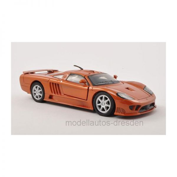 Motormax 73279 Saleen S7 kupferfarben 2004 Maßstab 1:24