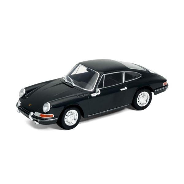 Welly 24087 Porsche 911 dunkelgrau Maßstab 1:24 Modellauto