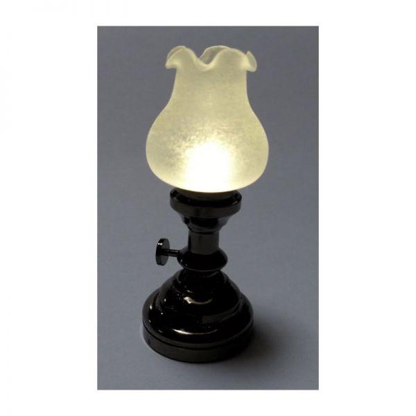 Creal 2228 Tischlampe Öllampe LED mit Batterie 1:12 für Puppenhaus