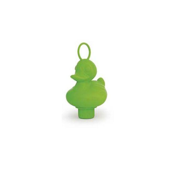 """Scratch 6182025 grüne Ente für """"Enten"""" Angelspiel"""