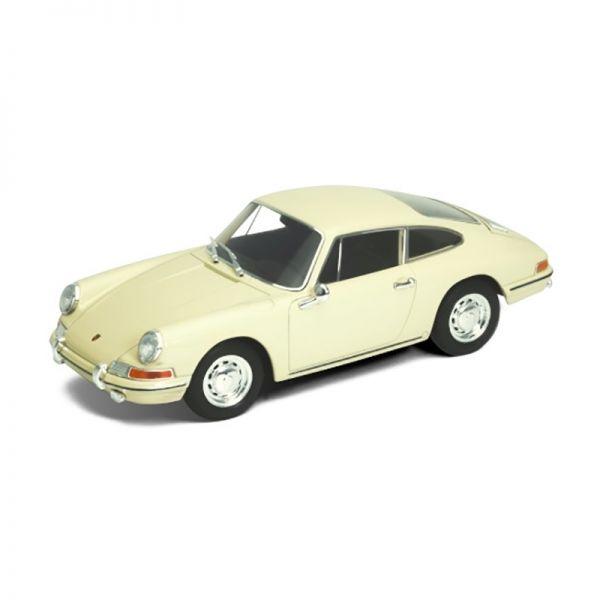 Welly 24087 Porsche 911 hellbeige Maßstab 1:24 Modellauto