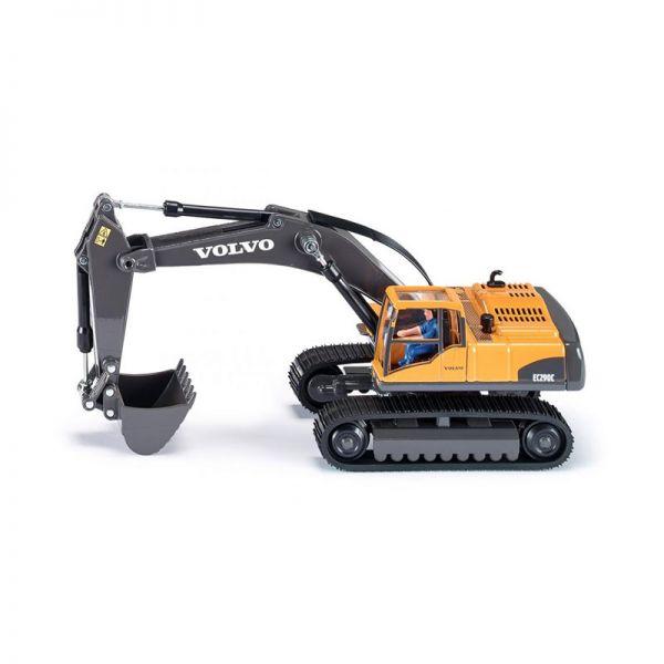 Siku 3535 Volvo EC 290 Hydraulikbagger gelb Maßstab 1:50