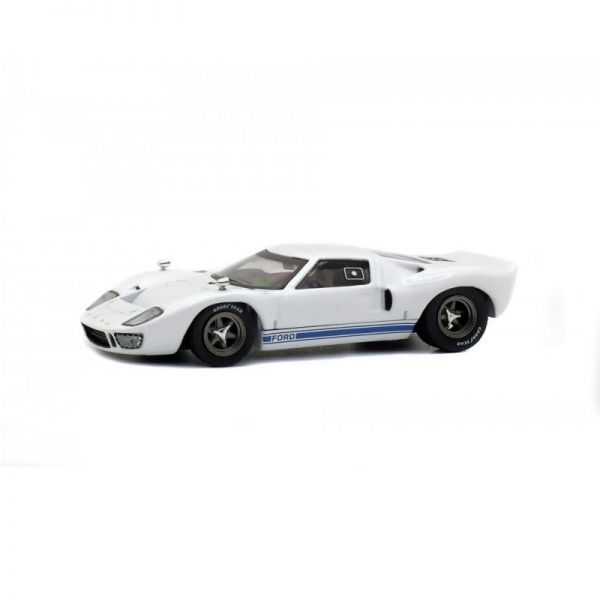 Solido S4303200 Ford GT40 weiss 1966 Maßstab 1:43