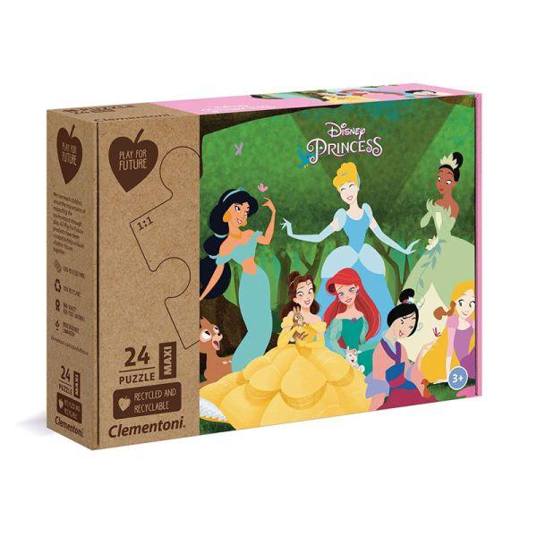 "Clementoni 20257 Maxi-Puzzle ""Prinzessin"" 24 Teile"