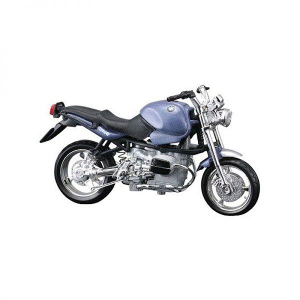 Bburago 51030 BMW R1100R dunkelblau Maßstab 1:18 Modellmotorrad