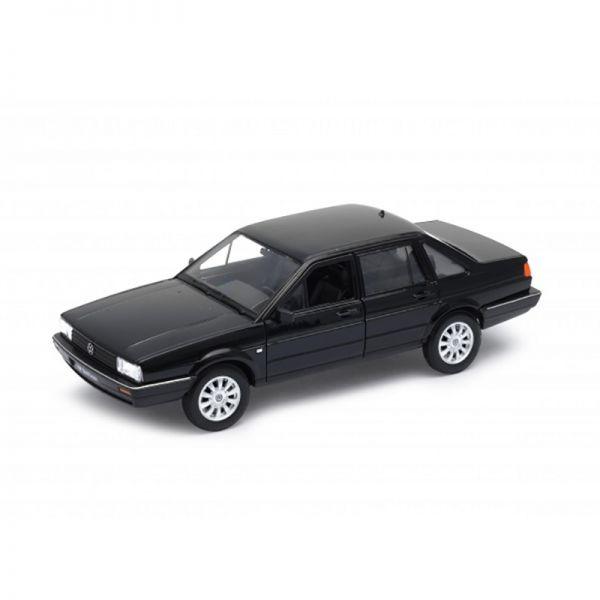 Welly 24036 VW Santana schwarz Maßstab 1:24 Modellauto