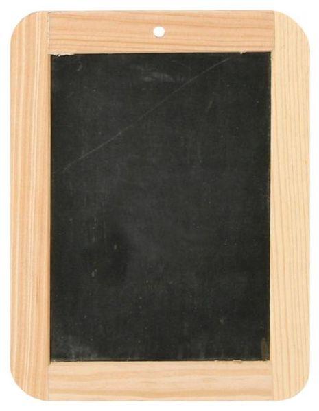 Bartl 3227 original Schiefertafel klein 19 x 14,5 cm Tafel