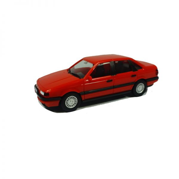 "Herpa 028950 VW Passat ""H-Edition"" rot Maßstab 1:87"