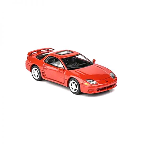 Para64 65131 Mitsubishi 3000GT GTO rot (RHD) Maßstab 1:64
